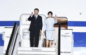 शी चिनफिंग ने ग्रीस के राष्ट्रपति पवलोपोलोस के साथ वार्ता की