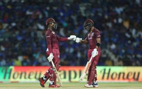1st ODI: हेटमायर-होप ने ली भारतीय गेंदबाजों की क्लास, विंडीज ने भारत को 8 विकेट से रौंदा