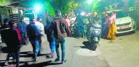 नागपुर शहर में घुसने लगे हैं बाघ और तेंदुए , कालोनी में लोगों ने घूमते देखा
