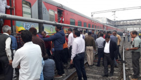 प्लेटफार्म नंबर एक सुरक्षित ? रेलवे नहीं ले पा रही ब्लॉक, मरम्मत की दरकार