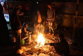 नागपुर में शीतलहर का असर, पारा5.1 डिग्री तक लुढ़का