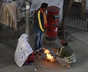 नागपुर में लगातार बढ़ रही ठंड, दिन में भी सिहरन, तापमान 15 डिग्री तक गिरा