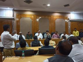 मुख्यमंत्री के नागपुर आगमन पर शक्ति प्रदर्शन करेगी महाविकास आघाड़ी