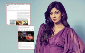 महिलाओं के खिलाफ हो रही घटनाओं के चलते शिल्पा शेट्टी ने जाहिर किया गुस्सा, मोदी से कही ये बात