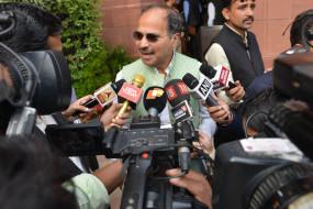 अधीर रंजन का बयान सीता का अपमान, कांग्रेस माफी मांगे : विहिप