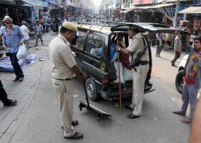 अलीगढ़ में सीएबी विरोधी प्रदर्शन को लेकर प्रशासन सतर्क
