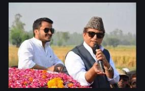 उत्तर प्रदेश: सपा सांसद आजम खान को बड़ा झटका, बेटे अब्दुल्ला का निर्वाचन रद्द