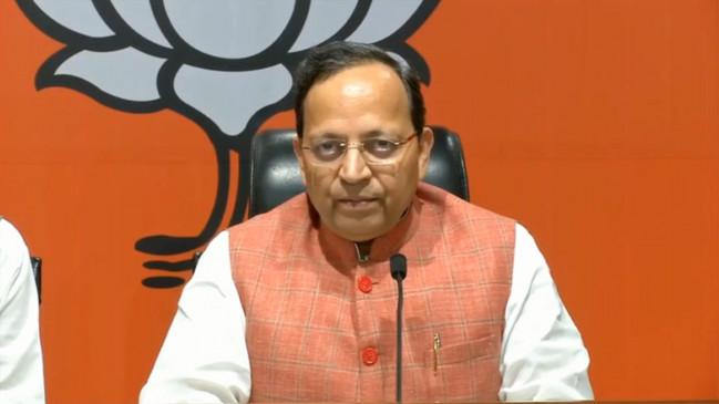उत्तर प्रदेश: BJP के अरुण सिंह ने राज्यसभा के लिए किया नामांकन, CM योगी रहे मौजूद