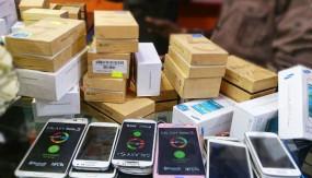 बजट में 20 प्रतिशत रखा जा सकता है मोबाइल हैंडसेट आयात शुल्क