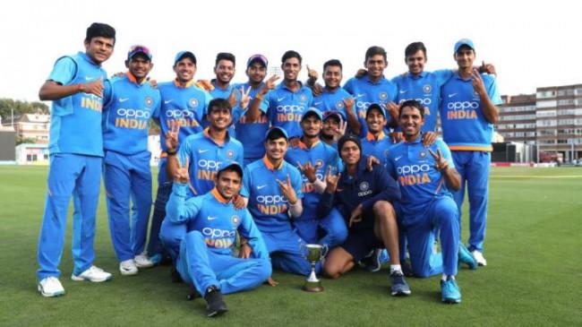 U-19 क्रिकेट वर्ल्ड कप 2020 के लिए टीम इंडिया का ऐलान, प्रियम गर्ग को कमान
