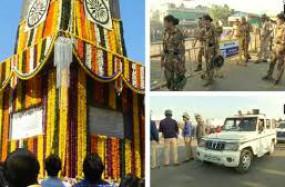 छावनी में तब्दील हुआ भीमा कोरेगांव, विजयस्तंभ के आसपास कड़ी सुरक्षा