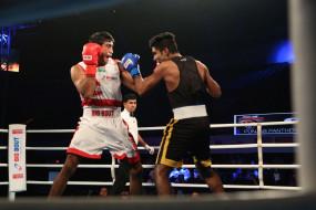बिग बाउट मुक्केबाजी लीग : बेंगलुरू ने उलटफेर कर पैंथर्स को 4-3 से हराया