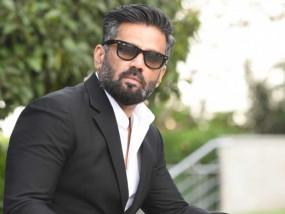 बॉलीवुड अभिनेता सुनील शेट्टी NADA के ब्रांड एंबेसडर बने