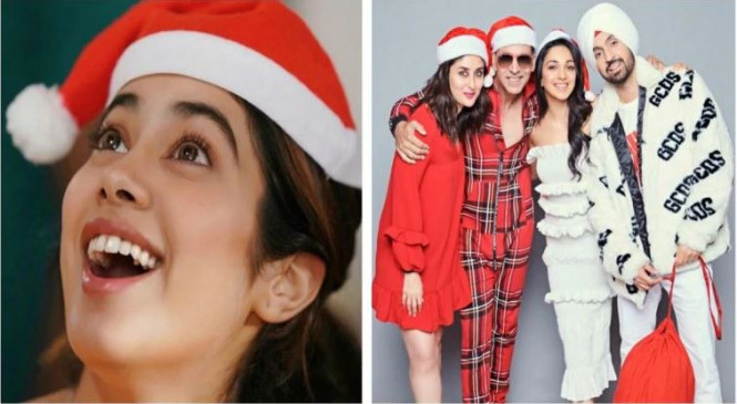 Christmas Special: बॉलीवुड सेलेब्स ने सेलिब्रेट किया क्रिसमस, करीना ने होस्ट की पार्टी