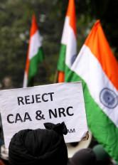 बुंदेलखंड : सीएए, एनआरसी विरोधी प्रदर्शनों के मद्देनजर पुलिस गश्त तेज