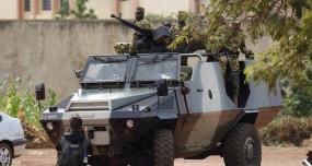 बुर्किना फासो की सेना पर अज्ञात लोगों ने किया हमला, 11 जवानों की मौत