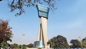 एटीसी टॉवर के नीचे से हटाए विमान कंपनियों के कार्गो , सुरक्षा कारणों के चलते लिया निर्णय