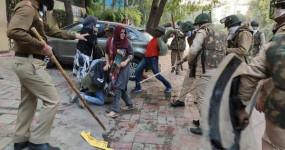 दिल्ली: जामिया यूनिवर्सिटी में दिल्ली पुलिस के एक्शन के खिलाफ NHRC में मामला दर्ज