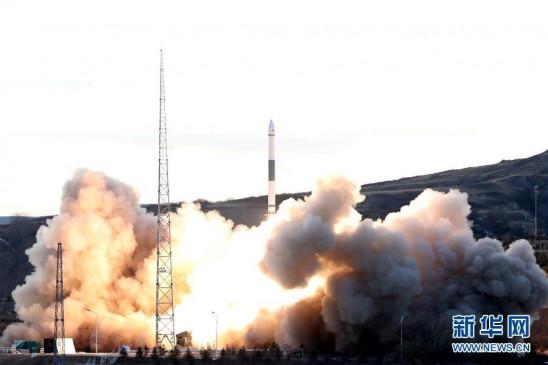 चीन ने एक रॉकेट से 6 उपग्रहों का सफल प्रक्षेपण किया