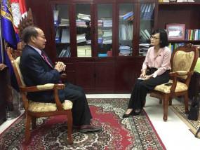 शिनच्यांग में आतंकवाद का विरोध चीन का अंदरूनी मामला : कंबोडिया