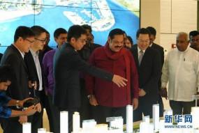 कोलंबो बंदरगाह शहर में चीन का काम जारी रहेगा : महिंद राजपक्षे