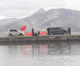 लद्दाख सीमा के पास टेंट लगाकर सुरंग बना रही चीनी सेना, भारतीय सेना को प्रवेश करने से रोका