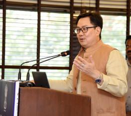 सीएबी को लेकर पूर्वोत्तर के लोगों की चिंताएं दूर की जा रहीं : रिजिजू