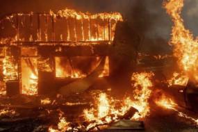 दिल्ली: किराड़ी में कपड़ा गोदाम में लगी आग, 9 लोगों की मौत, कई घायल