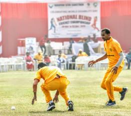 केरल के दिव्यांगों ने जीती राष्ट्रीय दृष्टिहीन क्रिकेट चैम्पियनशिप