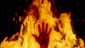 फतेहपुर: दुष्कर्म के बाद जलाई गई पीड़िता की इलाज के दौरान अस्पताल में मौत