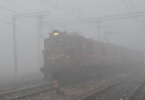 बिहार में कोहरे ने ट्रेनों की रफ्तार पर लगाया ब्रेक