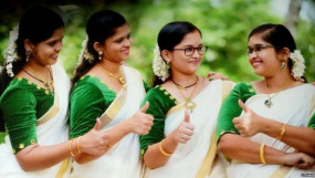केरल में एक ही दिन जन्मीं चार बहनें, अब एक ही दिन करेंगी शादी