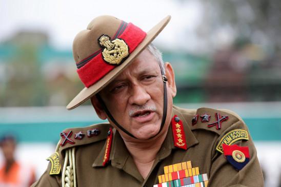 जनरल बिपिन रावत होंगे पहले सीडीएस