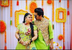 भारती सिंह और हर्ष लिंबाचिया की शादी को हुए दो साल, शेयर की शादी की फोटोज