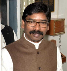 हेमंत सोरेन ने झारखंड के मुख्यमंत्री के रूप में शपथ ली