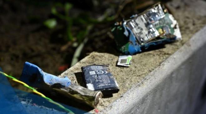 हांगकांग : बम हमले की दूसरी साजिश नाकाम, तीन लोग गिरफ्तार