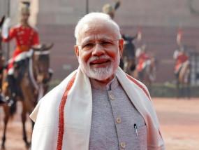 पीएम मोदी ने दी नववर्ष की बधाई, कहा- 2020 में भी भारत को बदलने के लिए प्रयास जारी रहेगा