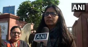 हैदराबाद रैप केस: स्वाति मालीवाल ने लिखी पीएम मोदी को चिट्ठी, अनशन पर अड़ीं