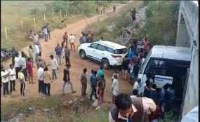 हैदराबाद केस: जहां हुआ था गैंगरेप पुलिस ने वहीं आरोपियों को किया ढेर, जानें पूरा घटनाक्रम