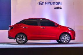 Hyundai ने भारत में लॉन्च की नई सिडान Aura, मिलेंगे तीन इंजन विकल्प