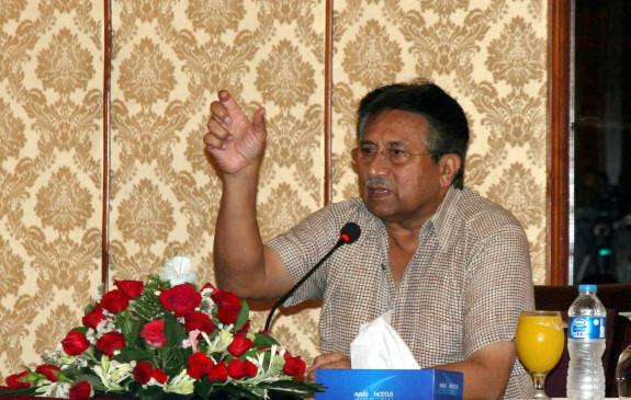 मेरी बात नहीं सुनी जा रही, मेरे साथ ज्यादती हो रही है : मुशर्रफ