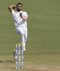 आईसीसी टेस्ट रैंकिंग : शमी टॉप-10 में शामिल
