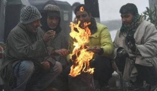 देश भयंकर सर्दी की चपेट में, 6 राज्यों में रेड अलर्ट जारी