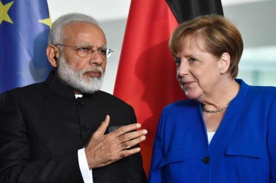 जर्मनी को पछाड़कर 2026 तक चौथी बड़ी इकोनॉमी बनेगा भारत, सीईबीआर की रिपोर्ट