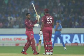 Ind vs WI 1st T20I : वेस्टइंडीज ने भारत को दिया 208 रनों का लक्ष्य, हेटमायर का अर्धशतक