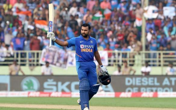 IND VS WI 2nd ODI : भारत ने विंडीज को दिया 388 रनों का लक्ष्य, रोहित-राहुल के शतक