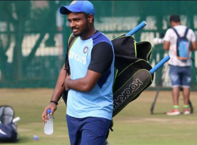 IND vs WI: आज लोकल ब्वॉय संजू सैमसन को मिल सकती है टीम में जगह
