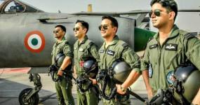 12वीं पास के लिए Indian Air Force में नौकरी पाने का सुनहरा मौका, जल्द करें आवेदन