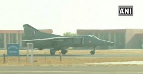 कारगिल यु्द्ध का 'बहादुर' मिग-27 रिटायर, इंडियन आर्मी ने दी विदाई