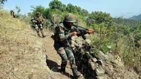 भारतीय सेना ने पाक को दिया मुंहतोड़ जवाब, 3-4 रेंजर्स किए ढेर